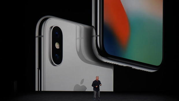 Apple's new iPhone 8, iPhone X, Apple Watch and some-more