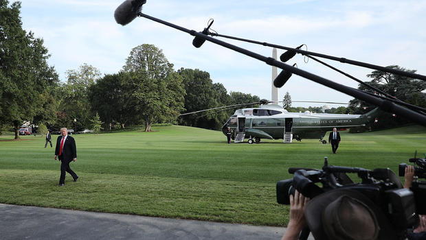Virginia boy completes goal of mowing the White House lawn