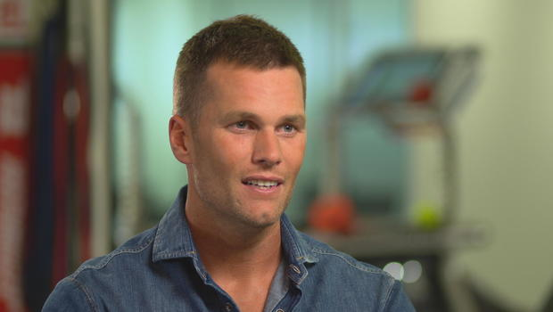 Tom Brady at 40, and still beating the clock - CBS News