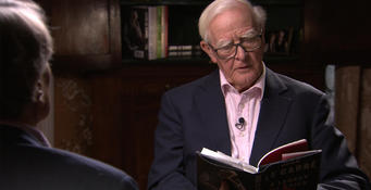 John Le Carre Reads To 60 Minutes 1