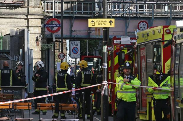 BRITAIN-ATTACKS-SECURITY-TRANSPORT