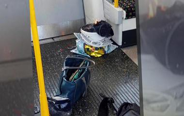 Manhunt underway for London attack suspect