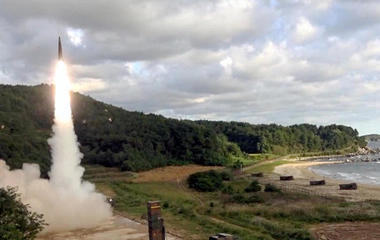 North Korea test-fires another missile over Japan