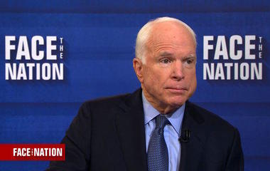 Sen. McCain calls North Korea one of the most serious national security crises we've faced