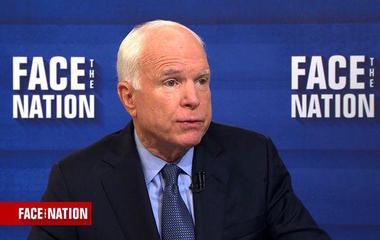 Sen. McCain on North Korea and enhancing military readiness