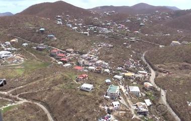 Irma-battered St. Thomas braces for Hurricane Maria