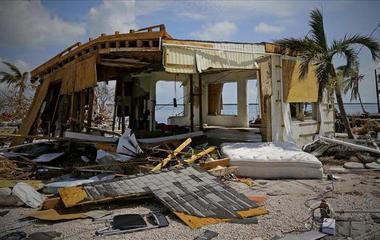 Families return to hardest hit areas week after Hurricane Irma devastated Florida
