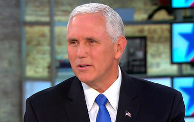 VP Pence on Russia probe, Iran nuclear deal, military options for North Korea