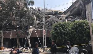 Death toll in Mexico earthquake continues to climb