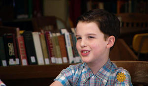 """Iain Armitage works his magic in """"Young Sheldon"""""""