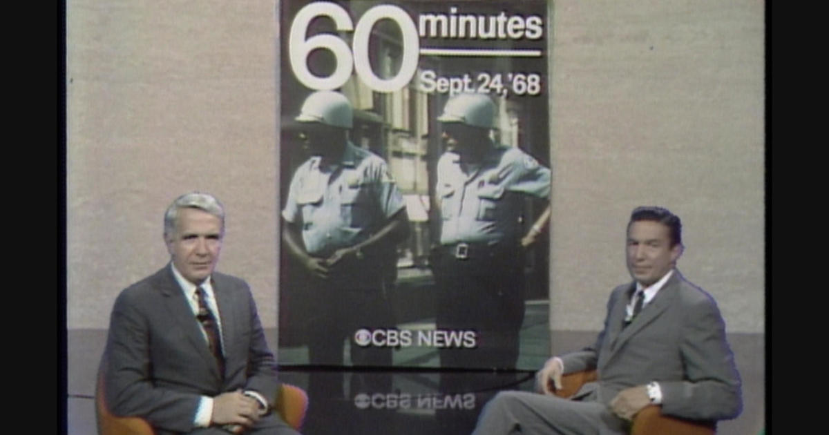 episode 1 of 60 minutes condensed cbs news
