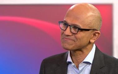 Microsoft CEO on regulating Silicon Valley and the future of A.I.