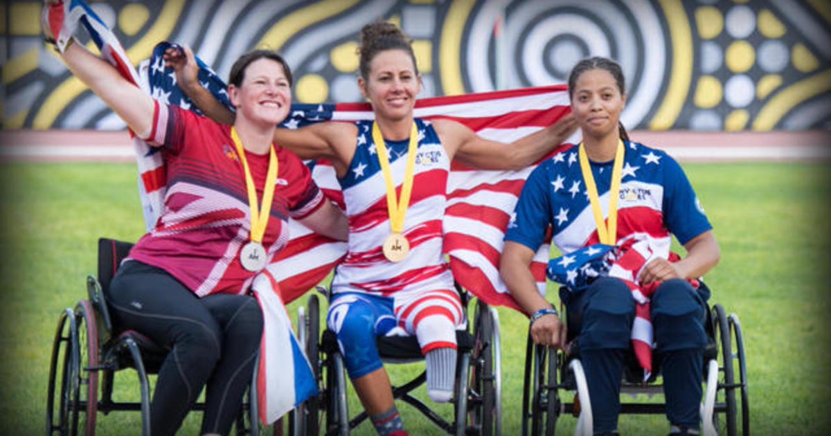 Wounded service men and women at Invictus Games inspire beyond Toronto