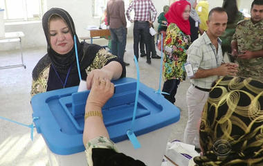 Iraqi Kurds vote overwhelmingly for independence