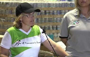 San Juan mayor blasts the federal response in Puerto Rico