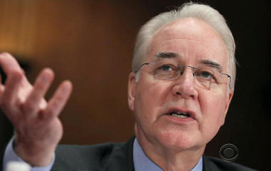 Tom Price forced to resign over use of expensive charter flights