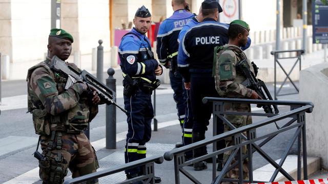 france stabbing attack ISIS