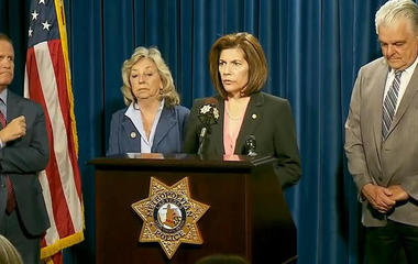 Police: No known threats in Las Vegas area after massacre