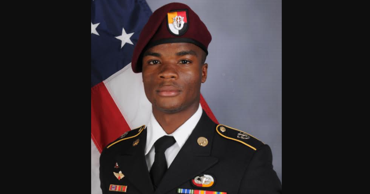 New video shows U.S. soldier before his death in Niger