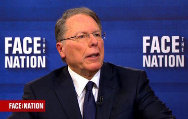NRA's Wayne LaPierre says current regulations should be enforced better