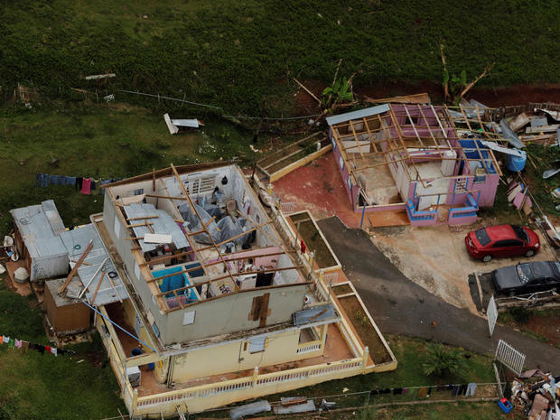 Puerto Rico's long road to recovery from Hurricane Maria