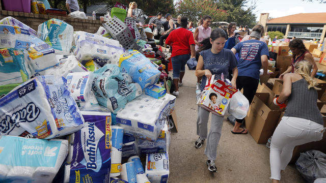 Harvey Donations