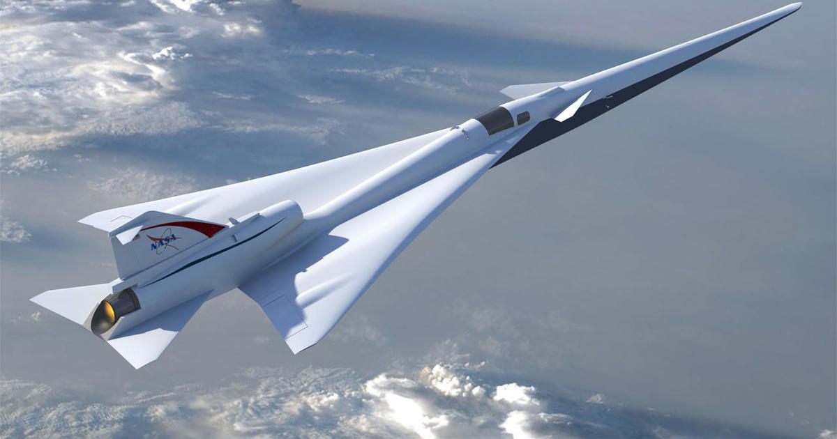 Bringing back supersonic flight, with quieter sonic booms ...