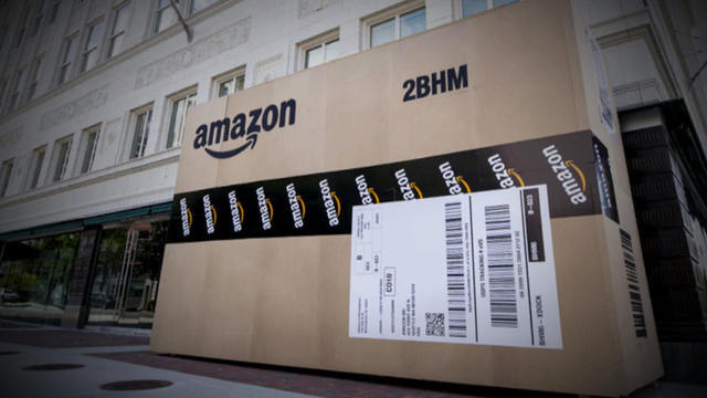 Who's responsible for Amazon sellers' sales taxes? - CBS News