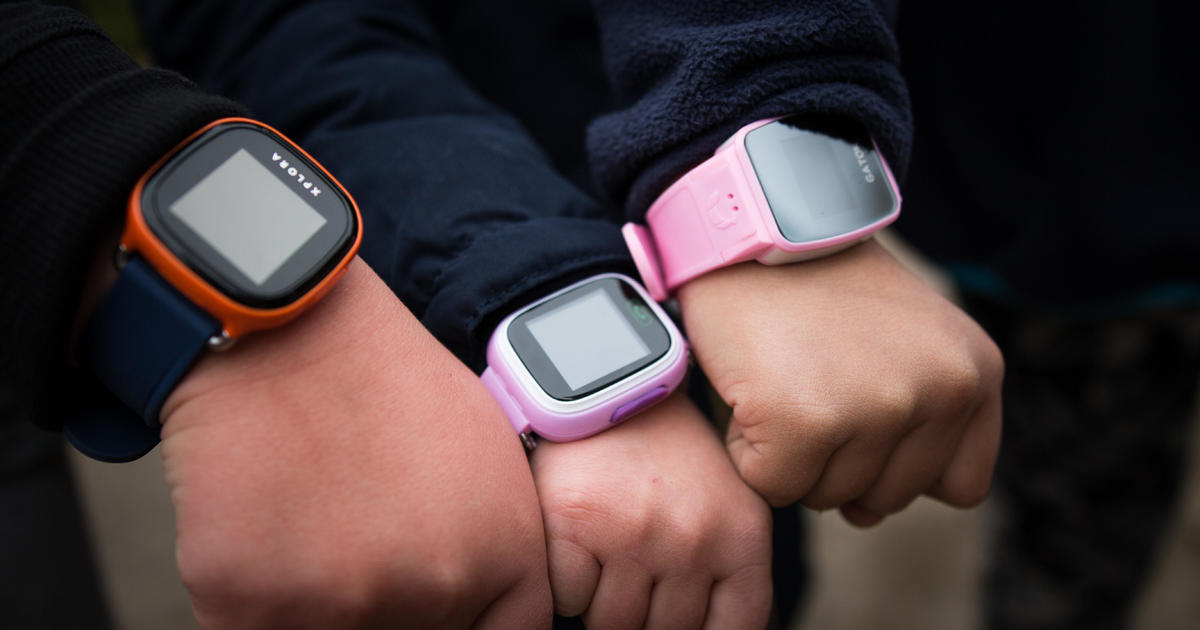 35c167f8aae GPS watches for kids are easily hacked