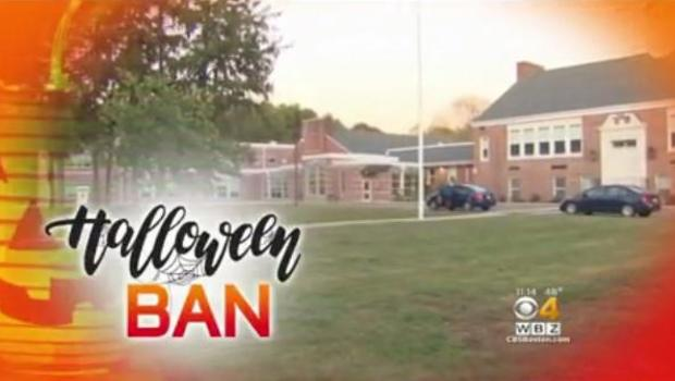 Another Massachusetts elementary school cancels Halloween events