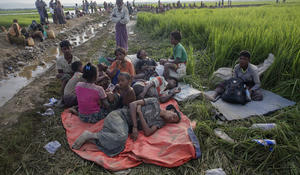 Crisis continues for Rohingya Muslims languishing at refugee camp