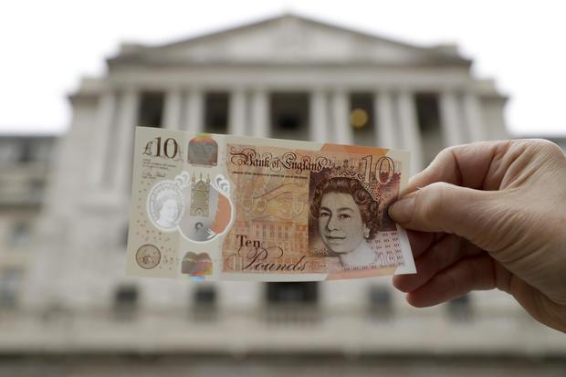 Britain Jane Austen Bank Note