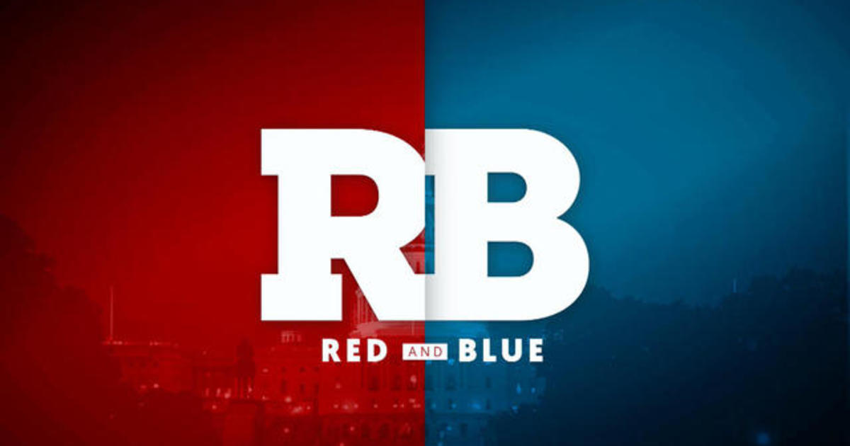 red blue cbs news