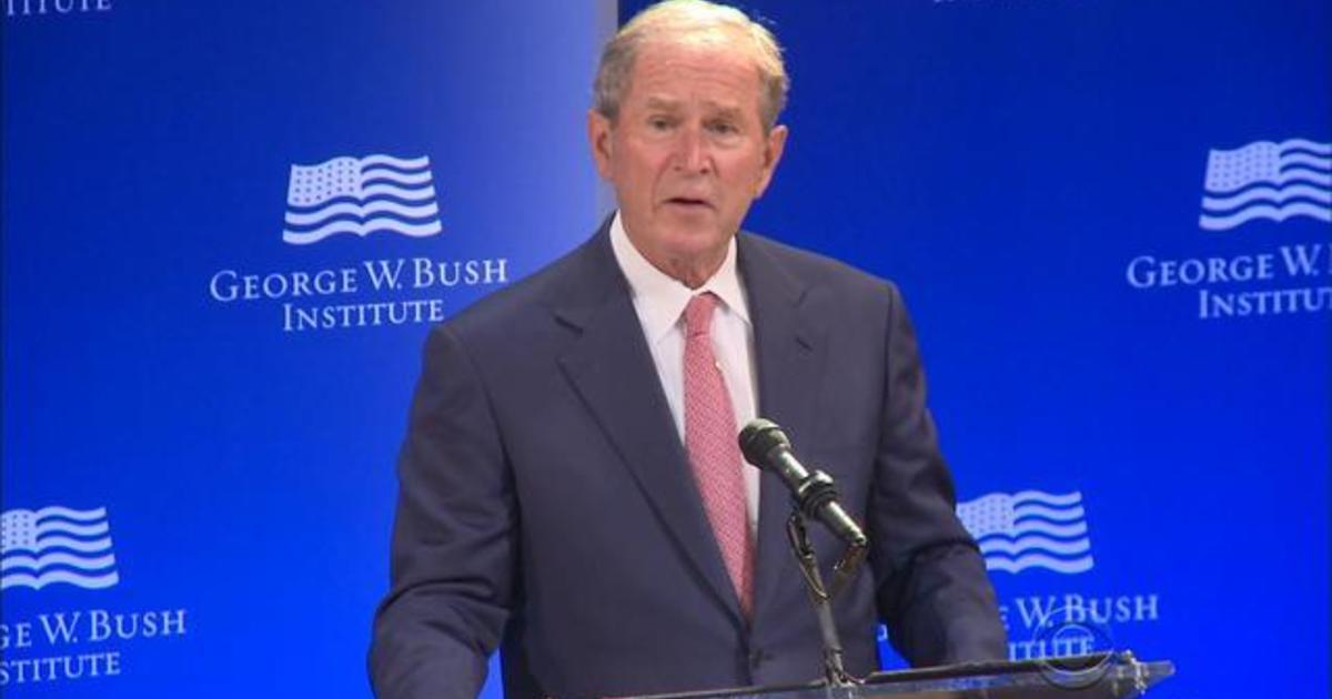 Hasil gambar untuk George W. Bush Institute
