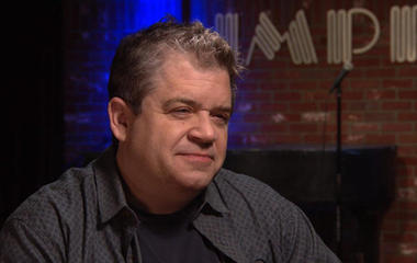 Preview: Comedian Patton Oswalt explains what's worse than bombing