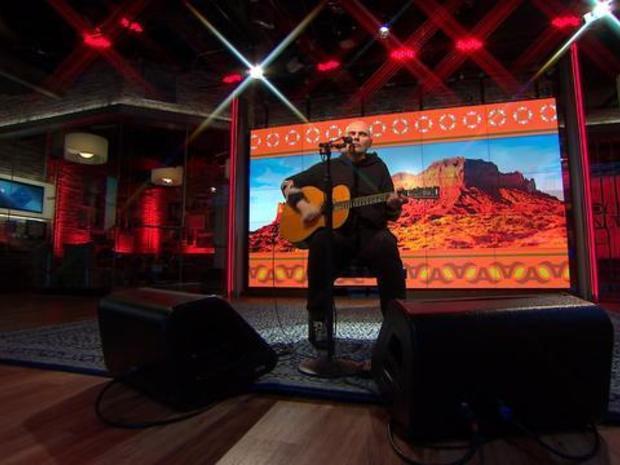 "Saturday Sessions: William Patrick Corgan performs ""To Sheila"""