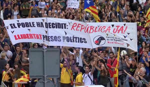 Neither side backing down in Spain's Catalonia crisis