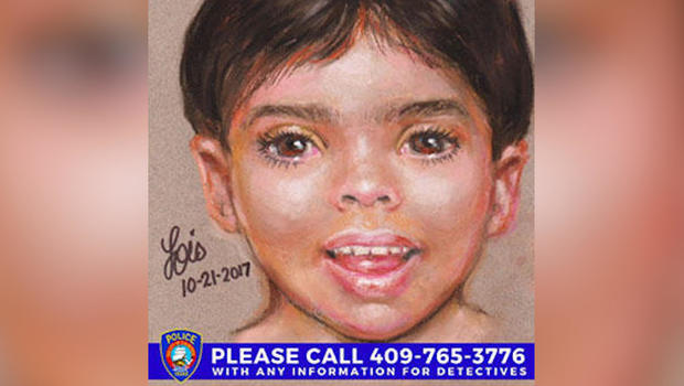 Photo released of boy found dead on Galveston beach as 'last option'