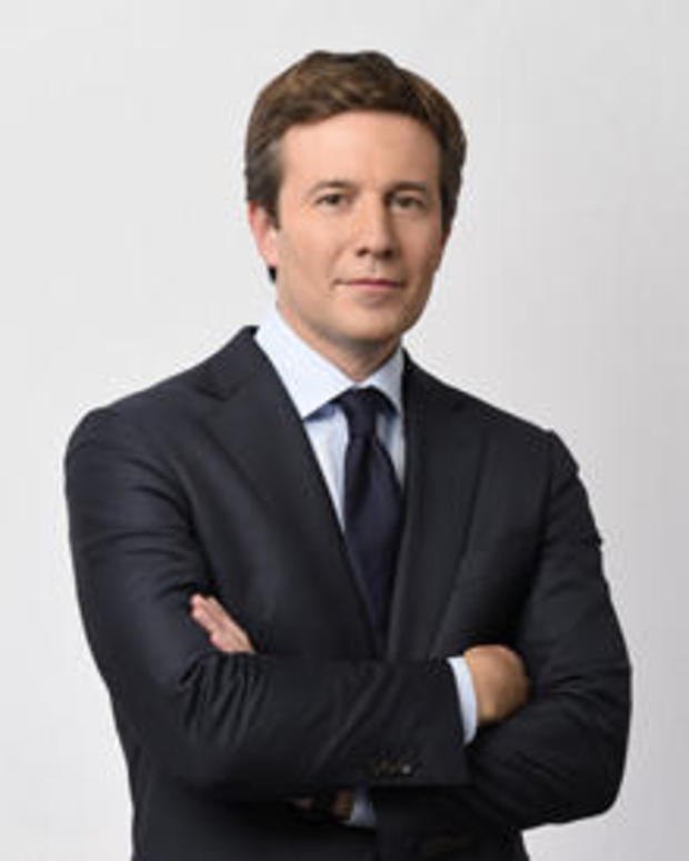 Jeff Glor - CBS News