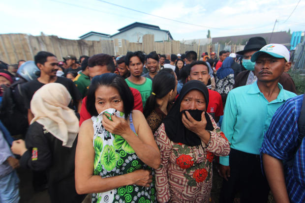 Dozens dead after Indonesian fireworks factory explosion