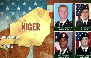 ISIS offshoot likely connected to Niger ambush