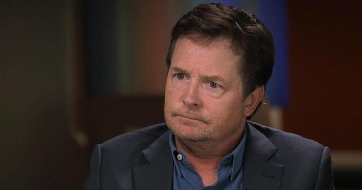 Michael J  Fox's fight against Parkinson's - CBS News