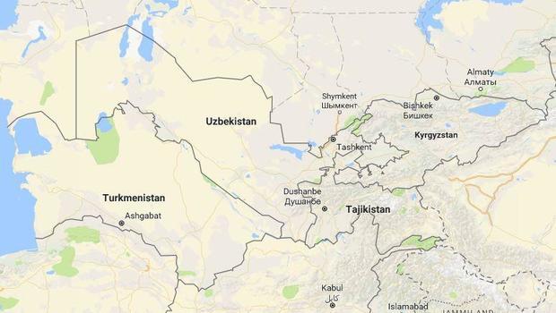 New York Attack Suspect Sayfullo Habibullaevic Saipov Is Th - Uzbekistan interactive map