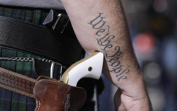 Gun Rights Texas