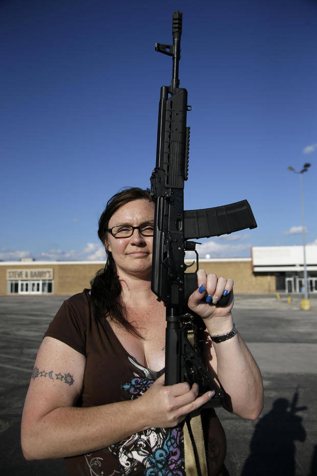 Open Carry Federal Suit