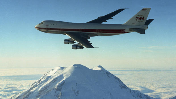 """Boeing's 747, the """"queen of the skies"""""""