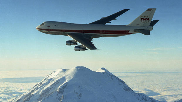 "Boeing's 747, the ""queen of the skies"""