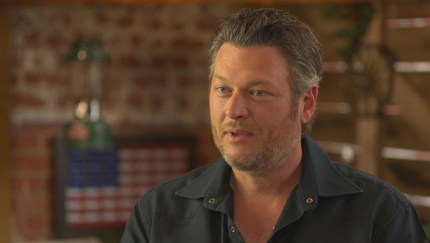 Country star Blake Shelton on returning to his roots, new