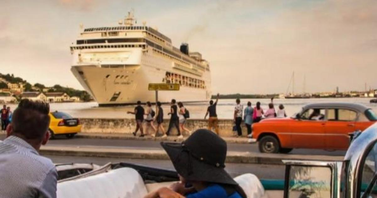 The White House announced new rules that will restrict Americans' travel to Cuba and business with the island nation. CBS News Radio executive editor and correspondent Steve Dorsey joined CBSN to discuss the latest.