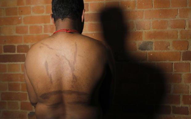 Sri Lanka Torture